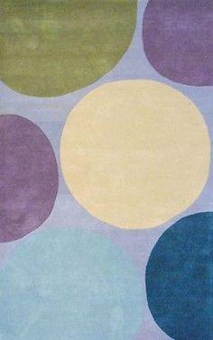 Herat Oriental Hand-Tufted Gray/Purple Area Rug