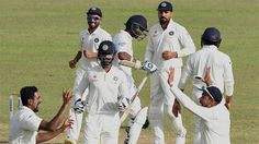 India beat Sri Lanka by 278 runs, level Test series 1-1 Read complete story click here http://www.thehansindia.com/posts/index/2015-08-24/India-beat-Sri-Lanka-by-278-runs-level-Test-series-1-1-172277