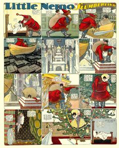 Rosebud Archives » Little Nemo – Christmas Page