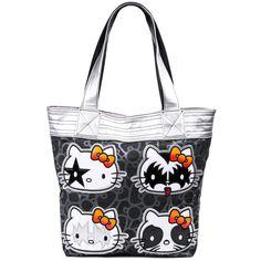 Hello Kitty Kiss Tote Bag