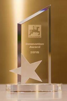 Aufruf zum � Innovation Award 2015 �