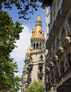 El Eixample, Barcelona  The Details of Barcelona