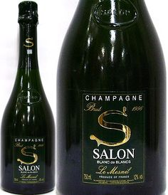 Salon, Champagne 1996