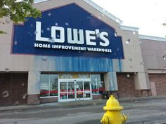 Lowe's. Your home improvement experts.