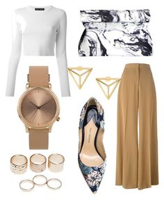 """i am your Mrs"" by littlereds ❤ liked on Polyvore featuring STELLA McCARTNEY, Proenza Schouler, Paul Andrew, Topshop and Wet Seal"