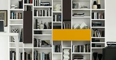 parete libreria