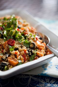 Eleven Healthy Quinoa Recipes