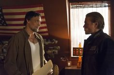 Nero and Jax - Jimmy Smits is awesome on SOA