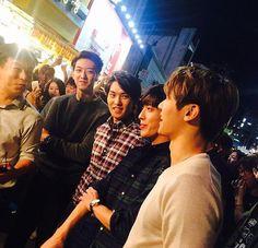 I love this photo!!!  #CNBLUE_CINDERELLA  https://instagram.com/p/7pzPfIrZsz/