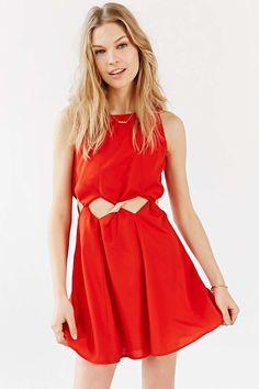 Samantha Pleet X UO Tabernacle Dress