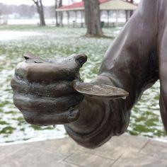 Lucille Ball Statue (Celeron, NY)