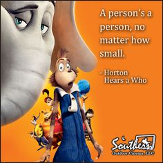 Movie Quote - Horton Hears a Who