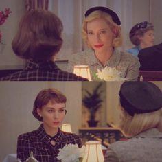 Carol Movie - Cate Blanchett & Rooney Mara