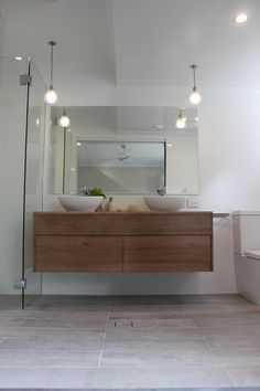 Ensuite is complete