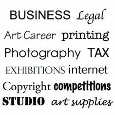 The art business for artists