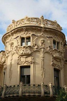 Palacio de Longoria, Madrid Architecture *~❤•❦•:*´`*:•❦•❤~*