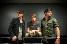 "Foster the People - Mark Foster, Mark Pontius, and Cubbie Fink. One of my most favorite bands. My favorite song from them is ""Helena Beat"", ""Pumped Up Kicks"" or ""Houdini"". :)"