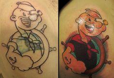 Cover up. La magia de cubrir un tatuaje.