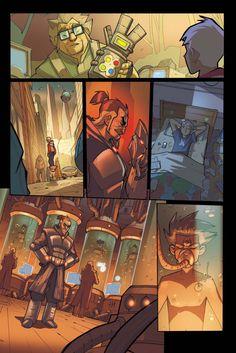 Arcade boy #2 (DHP #22) page 8 - 2013