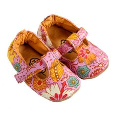 Girls Shoes - hand made in South Africa by Myang - www.myang.co.za - Buy on Etsy - baby shoes