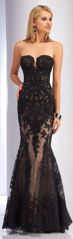 Clarisse Couture Dress