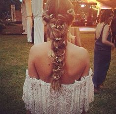 Can this be my wedding hair?