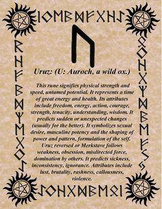 THE OX RUNE EXTRA STRENGTH & ENERGY NORSEWARLOCK.COM Used as a healing galdor with eucalyptus