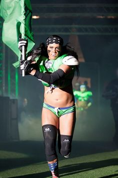 Anyone getting an adrenaline rush from this picture? Seattle Mist, Legends Football, Track And Field, Gymnastics, Derby, Cheer, Yoga, Dance, Lady
