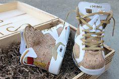 FBCC CUSTOM AIR JORDAN 6 (1ST RING CORK) - Sneaker Freaker