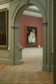 virgileseptembre:  Edouard Manet - Le Christ mort aux anges, 1864 Metropolitan Museum, New-York