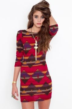Indian Summer Dress - StyleSays