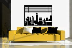 New York City l Happy Wall Decals