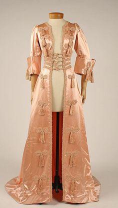 Negligée 1908 The Metropolitan Museum of Art - OMG that dress!