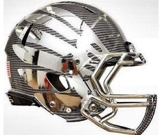Coolest helmets in college football!