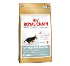 Royal Canin German Shepherd Junior - 12 Kg http://www.dogspot.in/treats-food/
