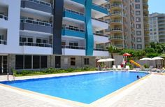 Very high quality luxury 3+1 Duplex Penthouses in famous Mahmutlar part of Alanya.