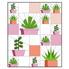 Plants blocks