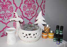 Beautiful Style: Mein 1 Monatstest Dezember - Duftöle und Duftmisch...