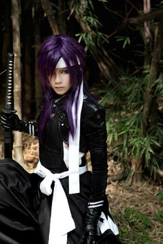 Hakuouki Cosplay by yuegene.deviantart.com on @deviantART