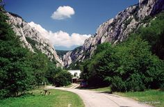 The National Park of Slovenský kras  in southern Slovakia is the largest karstic area in Central Europe (440 square kilometres) with the densest concentration of underground forms. There is 1100 caves and abysses, which are inscribed in the UNESCO Heritage List. Zádielska tiesňava is 300-400 metres deep valley, in some places only 10 metres wide. Very romantic.