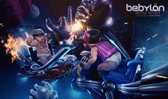 Kite & Lightning дали $2,5 миллиона на игру Bebylon Battle Royale http://webnews39.ru/kite-lightning-dali-2-5-milliona-na-igru-bebylon-battle-royale/  Лос-Анджелесская студия Kite & Lightning, известная контентными проектами для расцветающей ВР-индустрии, привлекла $2,5 миллиона посевного финансирования на разработку экстравагантной игры