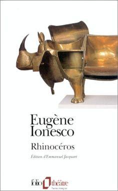 Eugène Ionesco: Rhinocéros