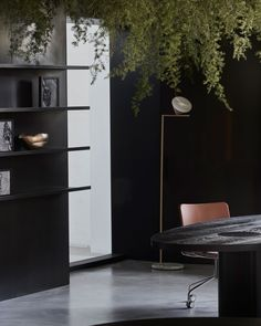 Woodcut Showroom by Mim Design   Yellowtrace