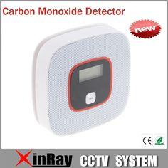 Rilevatore di fumo Rilevatore di CO VKL616 Rilevatore di Monossido Di Carbonio con la Voce prompt di Controllo A Microprocessore Con Display LCD