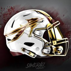 Excellent quality and easy to use! New Nfl Helmets, Cool Football Helmets, Football Helmet Design, Sports Helmet, Football Gear, Football Fans, Football Stuff, Alabama Football, American Football