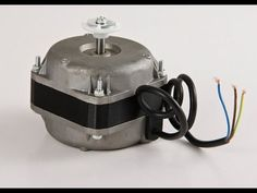 AC INDUCTION MOTOR CONVERSION TO AC PERMANENT MAGNET GENERATOR