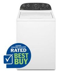 Whirlpool Cabrio 3 8 Cu Ft High Efficiency Top Load Washer