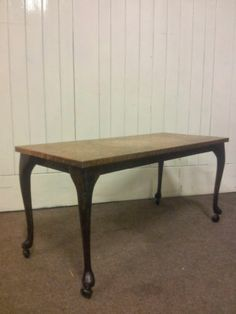 Antique Copper top coffee table