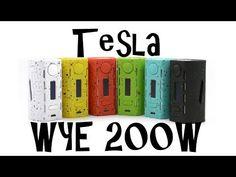 Tesla WYE 200W