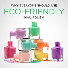 Wellness Wednesday: Why Everyone Should Switch to Eco-Friendly Nail Polish - www.lexie.beautycounter.com